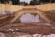 Lluvias alcanzan 35.5 milímetros en la capital