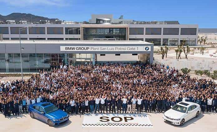 Planta BMW-San Luis marca nuevos estándares