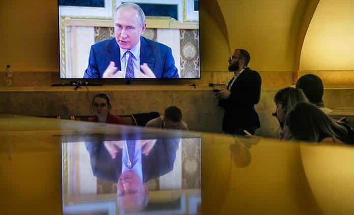 Salida de EUA de acuerdo nuclear con Irán desestabiliza la región: Putin