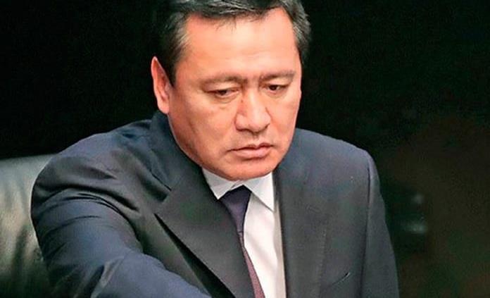 Osorio Chong se deslinda de Lozoya; no platicaba conmigo, dice