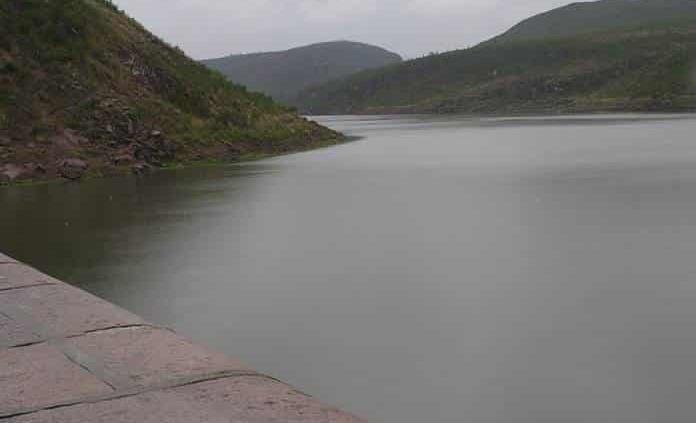 Aumenta nivel de captación de agua en presas de SLP