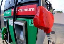 SHCP deja sin estímulo fiscal a gasolina Premium por segunda semana consecutiva