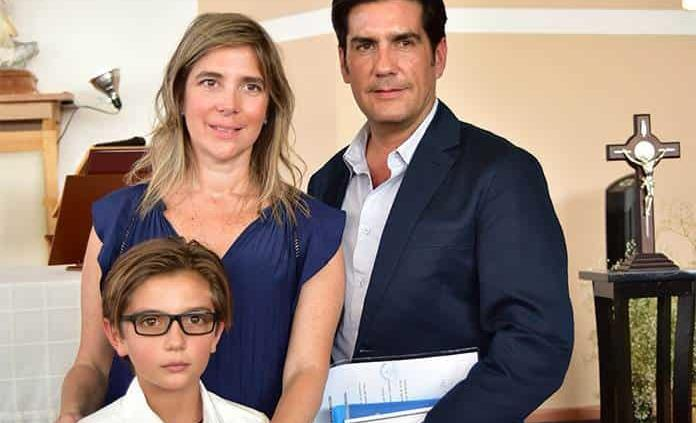 Marcelo Ascanio Villarreal realiza su primera comunión