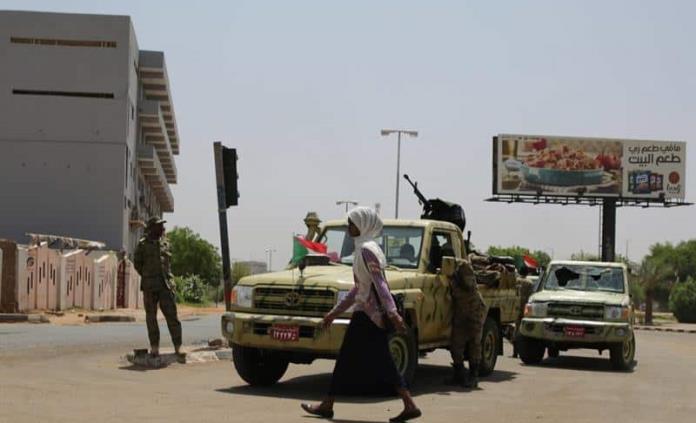 Junta militar sudanesa revela que detuvo un intento de golpe de Estado