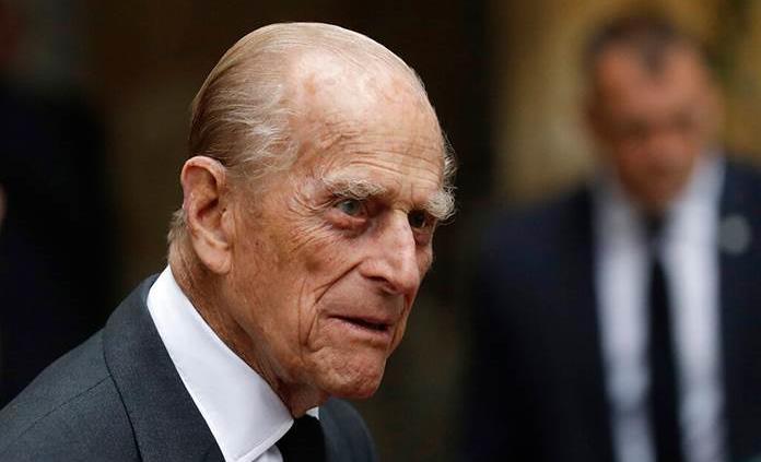 El príncipe Felipe celebra en privado su 98 años
