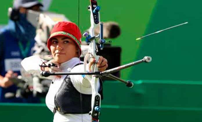 Alejandra Valencia gana plaza para México en Juegos Olímpicos