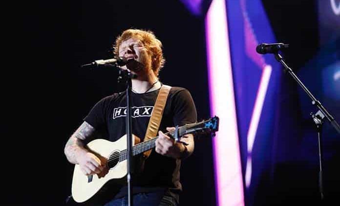 Ed Sheeran conquista Madrid