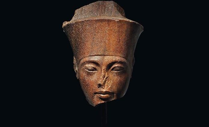 Egipto pide ayuda a Interpol para localizar busto de Tutankamón