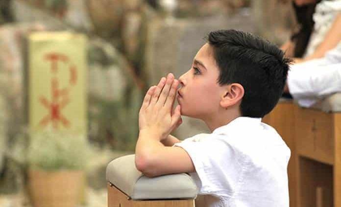 Julio Ortiz Rosas reafirma su fe a Dios