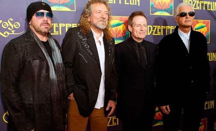 Led Zeppelin está de nuevo en la mira