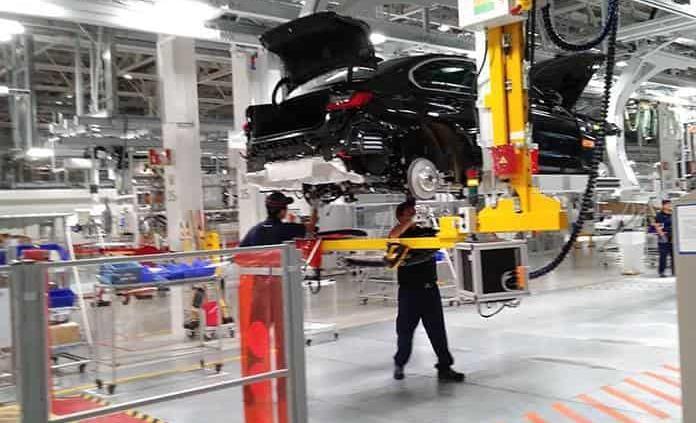 Aumenta la exportación automotriz hacia EEUU