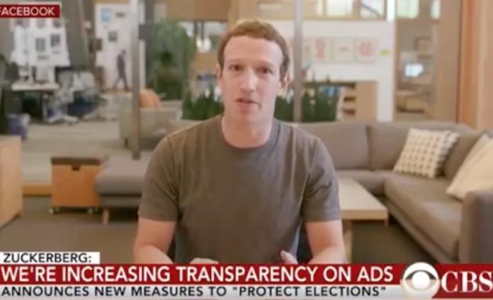 Difunden vídeo falso de Zuckerberg en Instagram