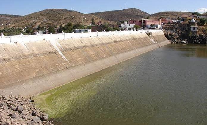 Intento de sabotaje a proyecto de piscicultura sería causa de contaminación en presa de Mexquitic