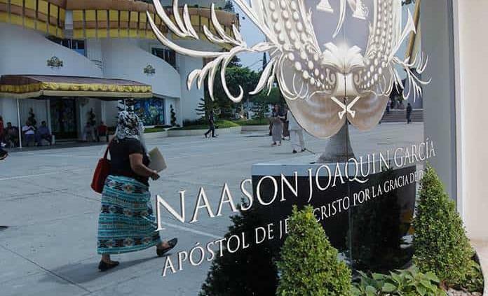 Naasón registró ante el IMPI su imagen y nombre