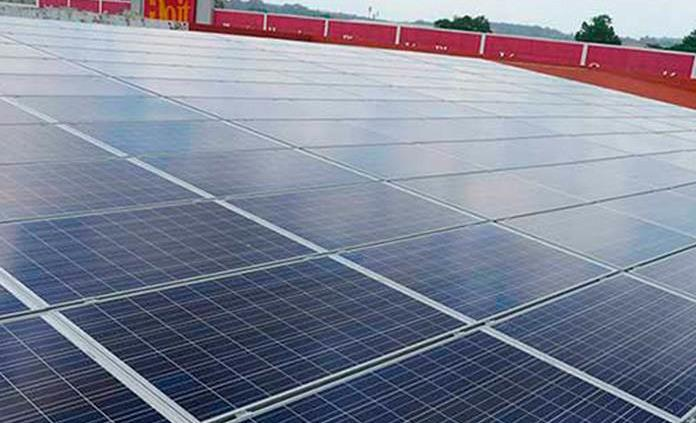 Sólo 10% de empresas en SLP usan enérgicas renovables