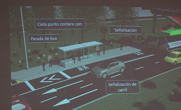 """Red Metro """"tendrá wifi y paraderos de primer mundo"""""""