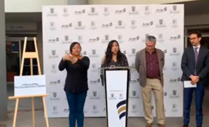 Presenta Alcaldía denuncias por desacato en cambio de uso de suelo en el Camino a la Presa