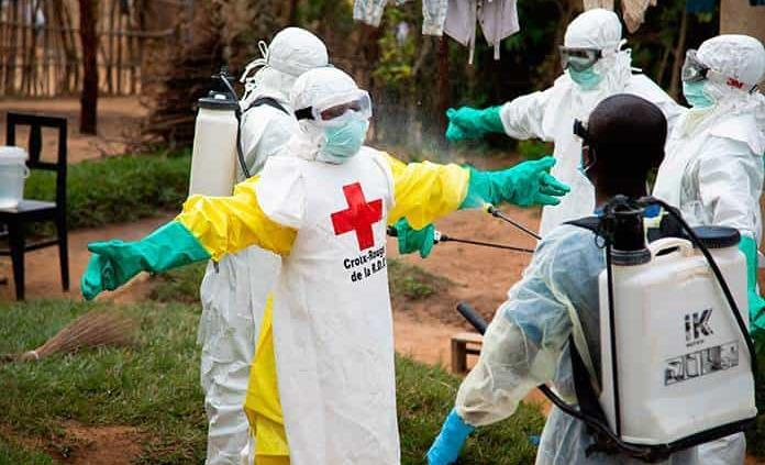 Brote de ébola en el Congo no es emergencia mundial, dice la OMS