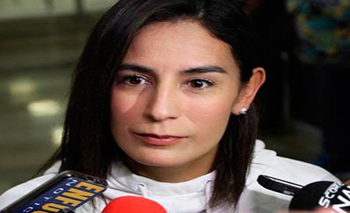 Paola Espinosa revela amenazas e interpone denuncia ante la FGR