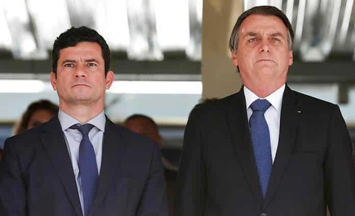 Bolsonaro respalda a Moro ante sospechas que ponen en duda el juicio a Lula