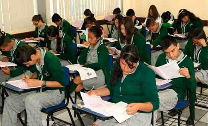 Aplican PLANEA a alumnos de tercero de secundaria