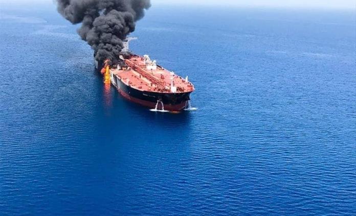 EU responsabiliza a Irán de ataques contra petroleros en Golfo de Omán