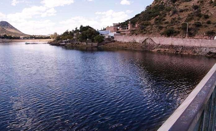 CEA ve sabotaje a piscicultura en presa de Mexquitic