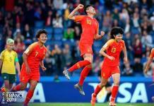China derrota 1-0 a Sudáfrica y sigue con vida en Mundial Femenil