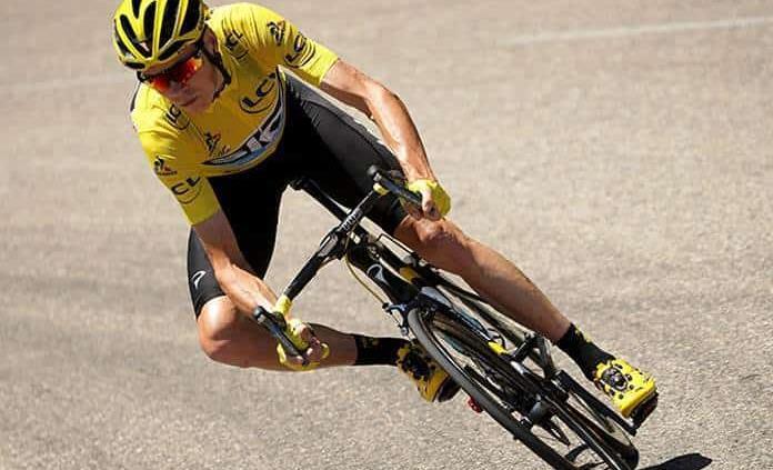 Froome se perderá Tour de Francia; se accidenta en práctica