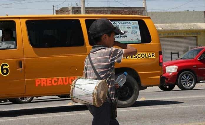 Piden a padres combatir el trabajo infantil