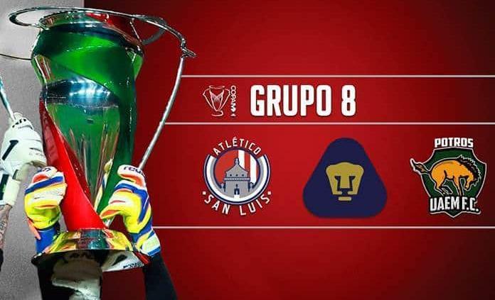 Quedaron definidos los grupos de la Copa MX