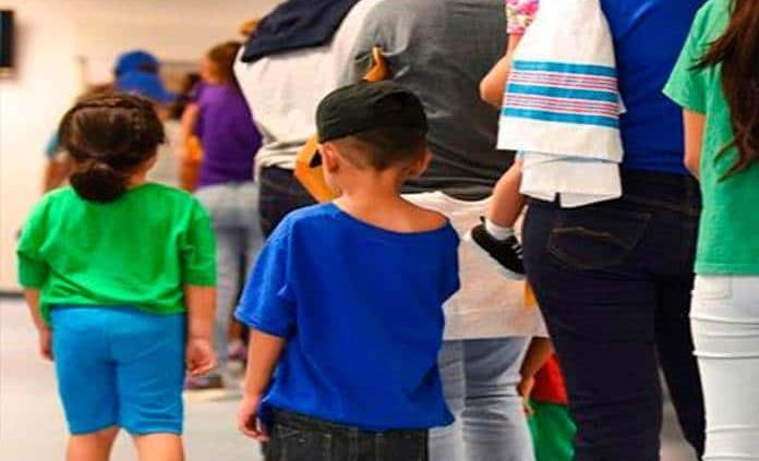 Detiene INM a 12 mil 311 menores en cinco meses