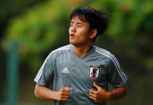 Real Madrid contrata a un japonés de 18 años