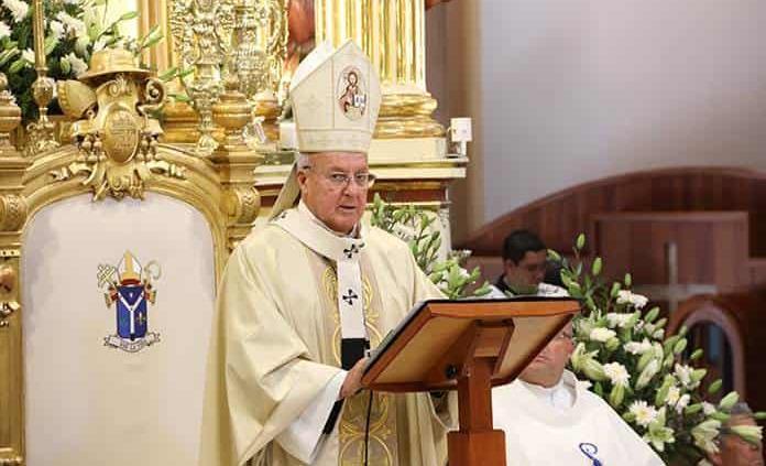 """En """"ecuación corrupta"""" se pide justicia: arzobispo"""
