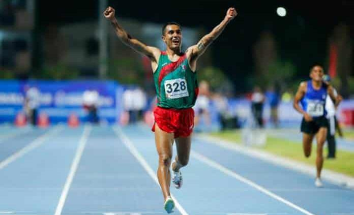 Juan Luis Barrios sí irá a Panamericanos