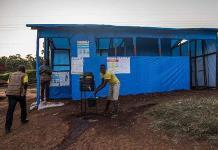 Pastor congolés esparce el ébola