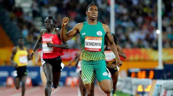 "IAAF alega que Semenya es ""biológicamente un hombre""'>"