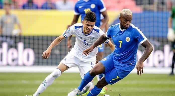 El Salvador vence 1-0 a Curazao, en inicio de Grupo C de Copa Oro'>