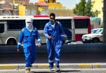 Kuwait registra temperatura de 52 grados centígrados