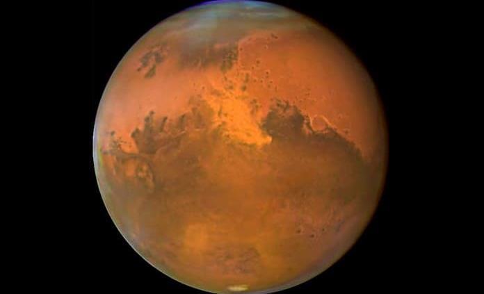 Marte pudo tardar en formarse mucho más tiempo, hasta 20 millones de años