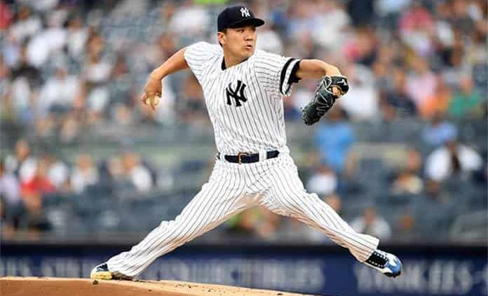 Tanaka poncha a 10; Yanquis blanquean a Rays