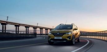 Con Motor de Kwid, Renault lanza competidor para el Avanza y el BR-V