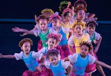 Alumnas de Körper Dance presentaron gran espectáculo inspirado en San Luis Potosí