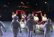 Celebra su aniversario grupo de danza Coatlicue