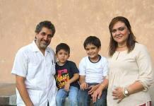 Mateo Kasís Gómez festejó otro año de vida