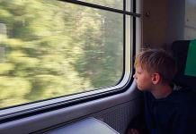 Ambientalistas cambian el avión por el tren