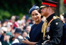 Duques de Sussex crearán fundación benéfica