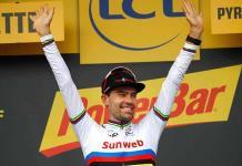 El ciclista holandés Tom Dumoulin se perderá el Tour de Francia