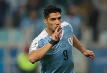 Uruguay empata con Japón