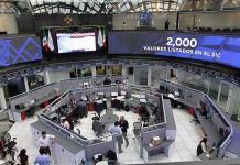 Bolsa Mexicana cierra con baja marginal ante feriado en EU